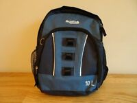 Regatta Small Blue Rucksack - childs or petite adult