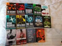 Boys Books Age 11 to 14, KS3 Inc Cherub Series, Young Bond and Time Riders