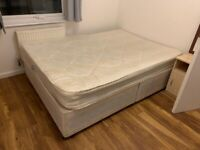 Double bed for free