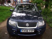 Suzuki Grand Vitara 1.9 DDiS 5dr PROPER 4X4 WITH FSH 2006 (56 reg), SUV