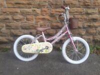 "NEW Elswick Hope Girls 16"" Wheel Bike - RRP £149"