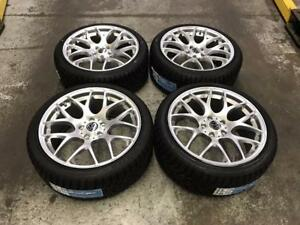 """18"""" VMR Wheels 5x112 and Winter Tires 225/40R18 (VOLKSWAGEN Cars) Calgary Alberta Preview"""