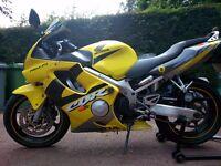 Honda CBR600F1 Spares or Repair