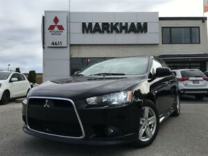 2014 Mitsubishi Lancer GT AWC--Interest rates from 0.99%