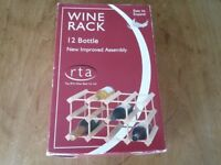 New 12 Bottle Wine Rack RTA wine rack co.
