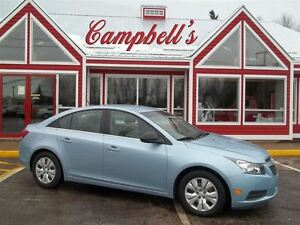 2012 Chevrolet Cruze LS AUTOMATIC!! CRUISE!! AC!! POWER LOCKS, W