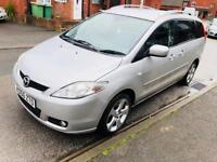 7 Seaters very good runner Mazda5 2.0 Sport 5dr. Low price for urgent sale. No issue with driving