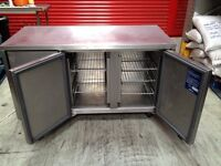 Williams HJC2SA Refrigerated 2 Door Counter. London NW10. Great Conditions.