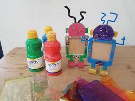 Toddler make and do