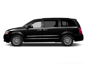 2014 Chrysler Town & Country Touring  Heated Seats/ Wheel & DVD