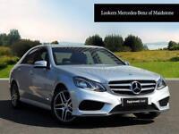 Mercedes-Benz E Class E220 CDI AMG SPORT (silver) 2014-03-31