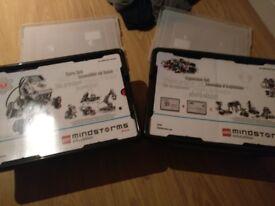 LEGO MINDSTORMS Education EV3 Core Set (45544) + Expansion Set (45560)