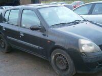 Renault clio 15 dci diesel