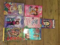 Girls story books (nearly new)