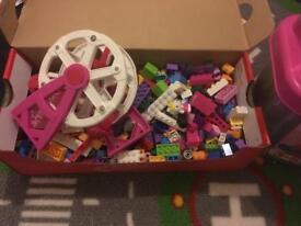 Mega blocks Lego £15