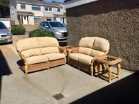 CONSERVATORY FURNITURE GOOD QUALITY & GOOD CONDITION