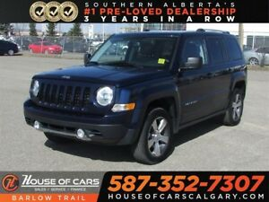 2016 Jeep Patriot High Altitude / Leahter / Sunroof