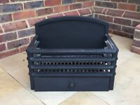Gallery Matrix Cast iron Fire Basket