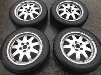 """16"""" FORD TRANSIT CONNECT ALLOY WHEELS / TYRES"""