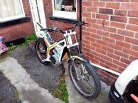 Emotion trials bike for sale 5.7 2016