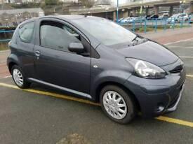 Toyota aygo vvti+ 2012 free tax