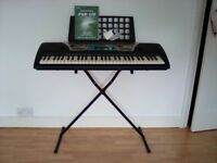 Yamaha PSR170 Keyboard in excellent condition, has barely been used.