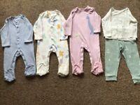 M&S baby pyjamas
