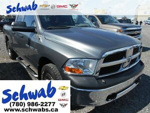 2012 Ram 1500 ST, Bench Seating, Power Locks & Windows