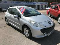 2009 PEUGEOT 207 SPORT SILVER NEW MOT LOW MILEAGE CHEAP INSURANCE