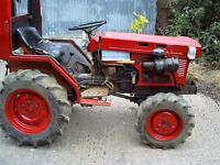 KABUTO B7100D TRACTOR 2 OR 4 WHEEL DRIVE