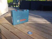 Bosch 110V Corded SDS-Plus Rotary Hammer Drill