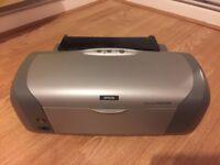 EPSON Stylus R220 Printer - SPARES REPAIR (perhaps needs head cleanng!)