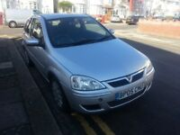 Vauxhall Corsa breeze 1.2 3 door hatchback
