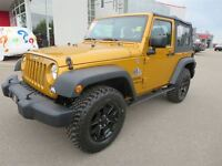 2014 Jeep Wrangler Sport 4x4 - Manual
