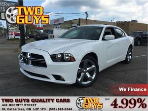 2011 Dodge Charger LEATHER MOONROOF BIG SCREEN 4 NEW 20INCH TIRE
