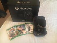 Xbox One Elite + Games