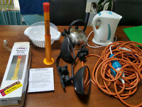 Caravanning or camping equipment