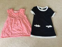 Girls baby clothes - 3-6 months - multiple items