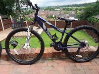 Ladies mountain bike for sale