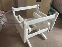 MOTHERCARE Swinging Moses basket stand