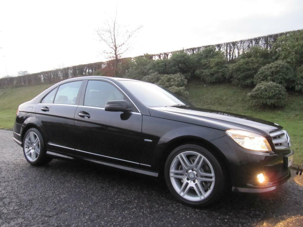 2010 mercedes benz c250 cdi blueefficiency amg sport for 2010 mercedes benz c250