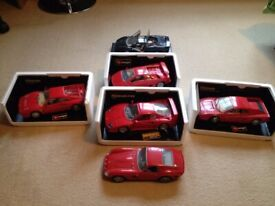 1:18th Scale Model Car Collection