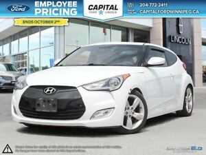 2013 Hyundai Veloster 3DR CPE AUTO **Rear Cam-Heated Seats-Bluet