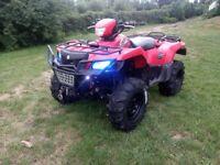 Wanted ATV 4x4 spares/repair King Quad Honda TRX Kodiak Big Bear ETC.