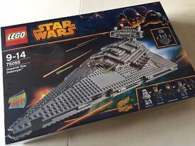 Lego Star Wars 75055 Imperial Star Destroyer (Retired Product)