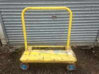 Heavy Duty Sheet Material Mover plasterboard trolley