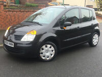 2005*RENAULT MODUS OASIS 1.2 PETROL*NEW CAMBELT *NEW CLUTCH*LONG MOT*FULL SERVICE HISTORY