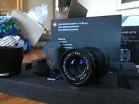 Leica 90mm macro elmar m set - 6 bit coded boxed excellent