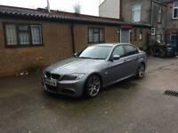 BMW 320d M sport plus auto