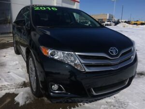 2016 Toyota Venza XLE AWD ONE OWNER 10,321 KM